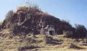 This cave used by Shirdi Sai in the 19th century was also used in the 13th century by Sufi saint Zar Zari Zar Bakhsh of the Chishtiyya Order.